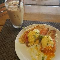 Photo taken at Café 8.98 by Job K. on 2/25/2017