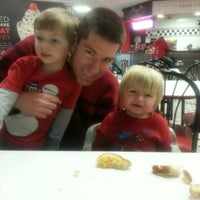 Photo taken at Steak 'n Shake by Eric N. on 2/15/2015