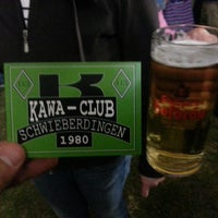 Photo taken at Kawa Fest by Gökhan Ö. on 6/6/2014