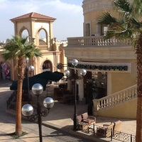 Photo taken at Sharm El Sheikh Iberotel Il Mercato by Lyubov K. on 1/28/2013