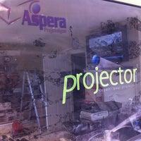Photo taken at Aspera Projeksiyon by Ilker M. on 7/13/2013