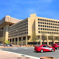 Photo taken at FBI - Washington Field Office by Florence_city on 4/11/2017