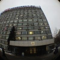 Photo taken at Управление делами Президента РФ by Игорь К. on 12/19/2012