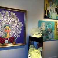 Photo taken at AnArte Gallery by Velma P. on 5/14/2014