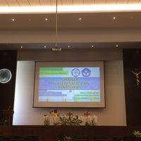 Photo taken at STFT Widyasasana by Juliani D. on 2/17/2017