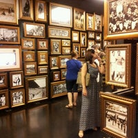 Photo taken at Museu do Futebol by Aninha P. on 12/28/2012