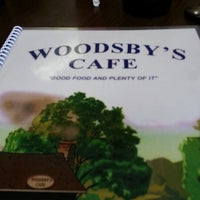 Photo taken at Woodsby's Countryside Cafe by CandI W. on 11/17/2012