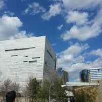 Photo taken at Perot Museum of Nature and Science by Fernanda A. on 2/7/2013