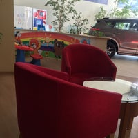 Photo taken at Автосалон TOYOTA by Hddjjdj A. on 12/17/2016