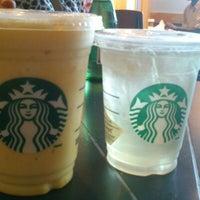Photo taken at Starbucks by Невена Б. on 7/14/2013