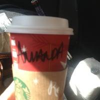 Photo taken at Starbucks by Sally M. on 12/25/2012