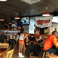 Photo taken at Hooters by ÖZLEM G. on 1/21/2013