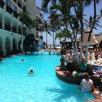 Foto tomada en Hotel Playa Los Arcos por Armando A. el 5/1/2013