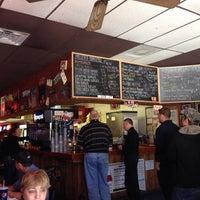 Photo taken at Miller's Cafe by Hande B. on 1/17/2014