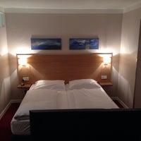 Photo taken at Hotel Wetterstein by Kurt S. on 10/21/2013