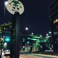 Снимок сделан в 青山陸橋 пользователем Ichiro M. 11/1/2015