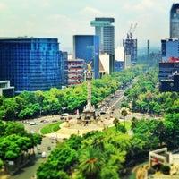 Photo taken at Sheraton Mexico City Maria Isabel by Edgar G. on 6/29/2013