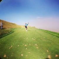 Photo taken at Whistling Straits Golf Course by Ethan R. on 8/31/2013