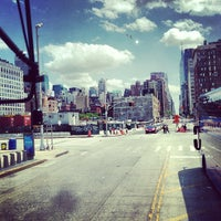 Photo taken at Megabus Terminal - W 34th St & 11 Av by Bernie Z. on 5/12/2013