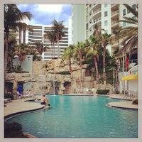 Photo taken at Hyatt Regency Sarasota by Jonathan K. on 6/1/2013