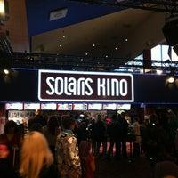 Photo taken at Apollo Kino Solaris by Sergey N. on 11/17/2012