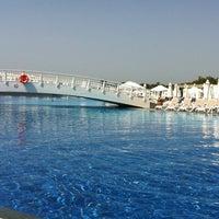 Photo taken at Titanic Swimming pool by Eda A. on 5/31/2013