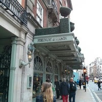 Photo taken at Fortnum & Mason by Mattia R. on 9/11/2013