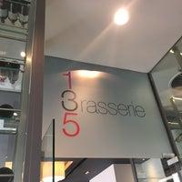 Photo taken at Brasserie 135 by João M. on 6/29/2017