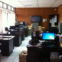 Photo taken at Dinas Bina Marga dan Pengairan Kota Bandung by eghie F. on 7/25/2014
