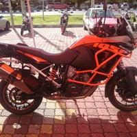 Photo taken at Bike Station KTM by Taufik A. on 11/7/2015