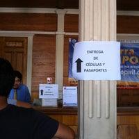 Photo taken at Registro Civil E Identificacion by Daniel A. on 2/22/2013