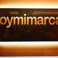 Photo taken at Soymimarca by Guillem R. on 10/24/2012