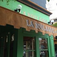 Photo taken at La Boulangerie de San Francisco by Matthew H. on 1/22/2013