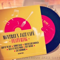 Photo taken at Montreux Jazz Cafe by Jason Tse on 10/25/2013