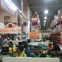 Photo taken at Megamart by Cassius W. on 12/26/2013