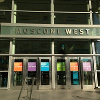 Photo taken at Moscone West by Kelly C. on 4/9/2013