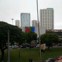 Photo taken at Shopping Metrópole by Taninha D. on 11/19/2012