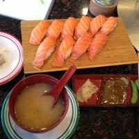 Photo taken at Go Fish Go Sushi by Jonny W. on 2/21/2013