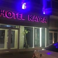 2/2/2018 tarihinde Emir E.ziyaretçi tarafından KAYRA OTEL ÇORLU'de çekilen fotoğraf