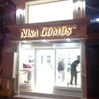 Photo taken at Nisa Gümüş by Şerif S. on 11/8/2014