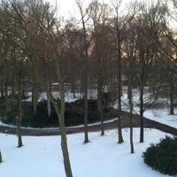 Photo taken at Domein blauwhof by Kevin H. on 3/12/2013