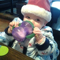 Photo taken at Red Robin Gourmet Burgers by Chelsea L. on 12/6/2012