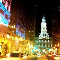 Photo taken at Philadelphia City Hall by Aicardo A. on 5/4/2013