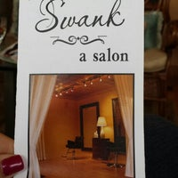 Photo taken at Salon Swank by Keisha H. on 3/19/2014