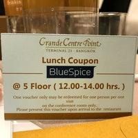 6/20/2018에 Pakkard T.님이 Grande Centre Point Hotel Terminal 21에서 찍은 사진