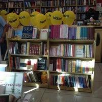 Photo taken at Livraria Nobel by Carla B. on 8/3/2014