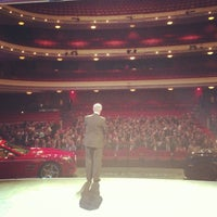 Photo taken at Fox Cities Performing Arts Center by Tim B. on 3/12/2013