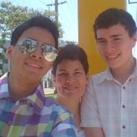 Photo taken at La Merced by Sebastián G. on 12/25/2013