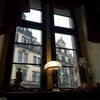 Photo taken at Cafe Schinkelwache by Ilija A. on 2/18/2017