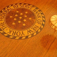 Photo taken at Federal Reserve Bank of New York by Nasri A. on 11/7/2012
